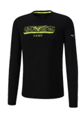 Футболка Mizuno Impulse Core Graphic LS Tee J2GA7509-09