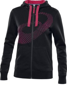 Asics W's Full Zip Graphic Hoody 109717 0904