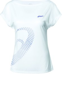 Asics SS GRAPHIC TEE 109870 0001