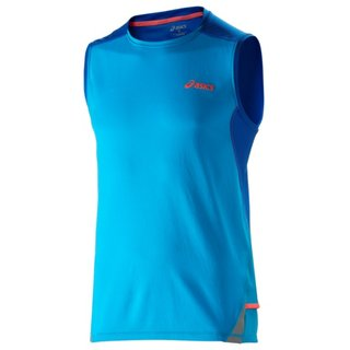 Asics M'S FUJI SLEEVELESS TOP 110550 8046