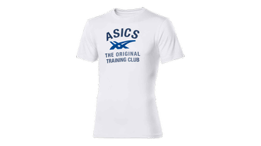 Asics SS GRAPHIC TEE 113187 0001