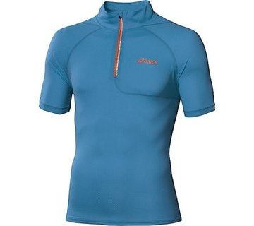 Asics Mile SS 1/2 Zip Top 114527 8070