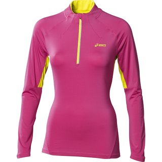 Asics Mile LS 1/2 Zip Top (W) 114553 0211
