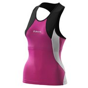 SKINS TRI400 T49085051 COMPRESSION TRI RACER BACK TOP (WOMEN)