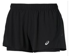 Asics 2-IN-1 Woven Short 3-inch (W) 122893 0904