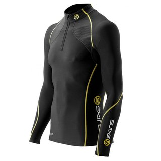 SKINS A200 B60052025 COMPRESSION THERMAL LONG SLEEVE TOP