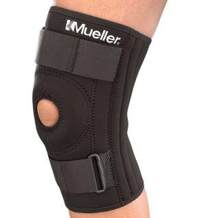 Mueller PATELLA STABILIZER KNEE BRACE WITH UNIVERSAL BUTTRE 2313LG