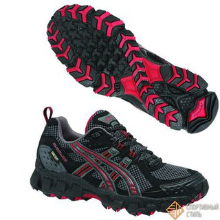 ASICS GEL-TRAIL LAHAR G-TX (WOMEN) T9F6N 7790