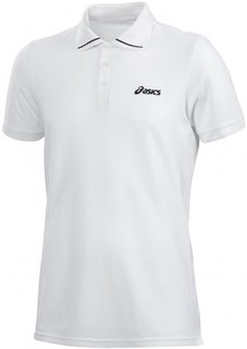 ASICS M'S COURT POLO 325327 0001