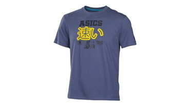 ASICS SS GRAPHIC TEE 331923 8040