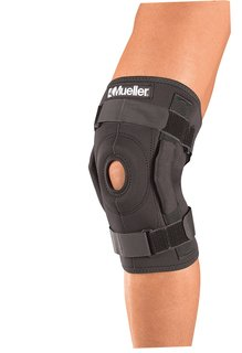 Mueller Hinged Wraparound Knee Brace 3333XL