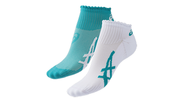 Asics 2PPK WOMENS SOCK 421735 0892