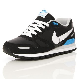 NIKE AIR WAFFLE TRAINER LEATHER 454395-014