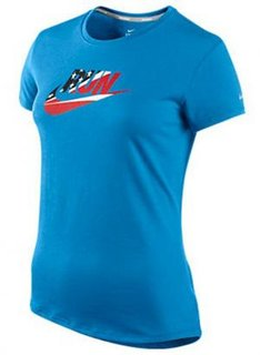 Nike RUN SWOOSH SS (WOMEN) 481060 453