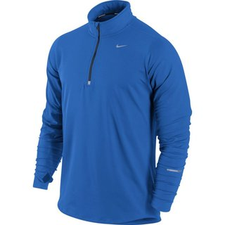 NIKE ELEMENT 1/2 ZIP LS 504606 439