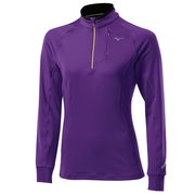 Mizuno WarmaLite 1/2 Zip 77MF350-67