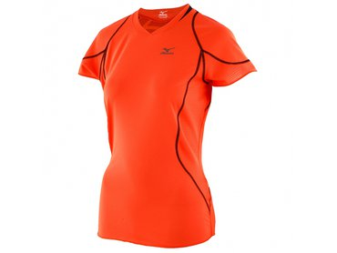 MIZUNO PREMIUM BURNOUT TEE (WOMEN)