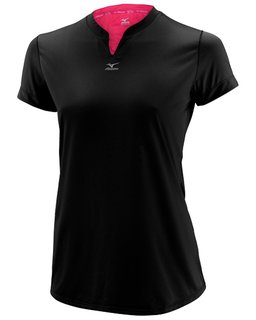 Mizuno SPLIT TEE (WOMEN) 77TF322-09