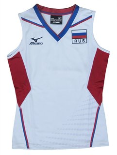 Mizuno GAME SHIRT RUS (WOMEN) 79QF300RUS-01