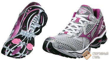 MIZUNO WAVE CREATION 12 (WOMEN) 08KN101-61