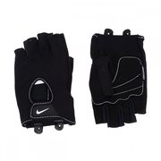 Перчатки WMN FUNDAMENTAL FITNESS GLOVES M CHARCOAL GREY/WHITE/BLACK (W) 9.092.068.047.