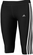 ADIDAS Youth Girls Clima Core 3/4 Tight Z29705
