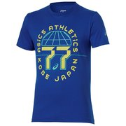 ASICS TRAINING GRAPHIC SS TOP 131535 8107