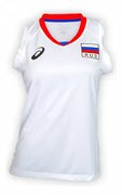 Футболка ASICS WOMAN RUSSIA SLEEVELESS TEE 156871 01RU