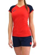 Комплект ASICS WOMAN VOLLEYBALL CAP SLEEVE SET 156862 0600