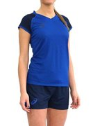 Комплект ASICS WOMAN VOLLEYBALL CAP SLEEVE SET 156862 0805