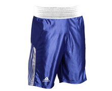 Adidas AMATEUR BOXING SHORTS adiTB152-blue
