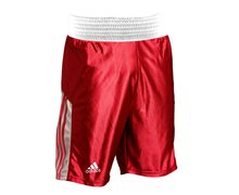 Adidas AMATEUR BOXING SHORTS adiTB152-red