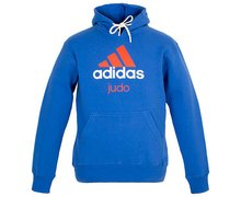 Толстовка Adidas Community Hoody Judo adiCHJ-blue-orange