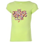 ASICS GIRLS SS TOP JR 130916 0423