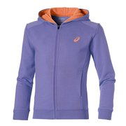 ASICS GIRLS FULL ZIP HOODIE JR 130918 2085