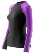 SKINS BIO A200 WOMENS THERMAL L/S TOP B61134068
