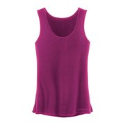 Brooks Distance  Tank  Heather  Currant (W) 220993-682