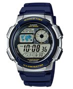 Часы CASIO COLLECTION AE1000W2A