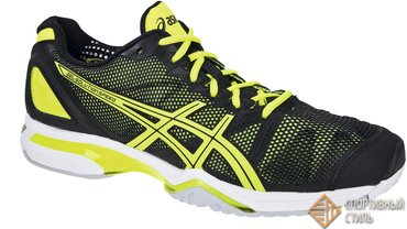ASICS GEL-SOLUTION SPEED CLAY E206N 9004