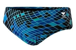 Tyr DISCO INFERNO ALL OVER RACER SWIMSUIT ERDF7A420