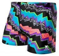 Плавки Tyr BELDING ALL OVER SQUARE LEG SWIMSUIT ESBBL7A001