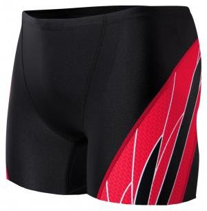 Tyr PHOENIX SPLICE ALL OVER SQUARE LEG SWIMSUIT ESBPX7A002