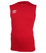 UMBRO FW SLEEVELESS CREW BASE LAYR 697786-7RA