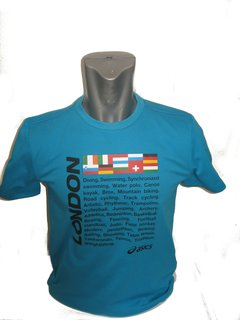 ASICS LONDON T-SHIRT 329980 0820
