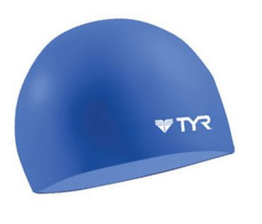 Tyr WRINKLE-FREE SILICONE SWIM CAP LCS420