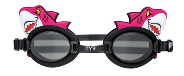 Tyr KID'S HAPPY SHARK GOGGLES LGQSHRK670