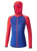 MIZUNO BREATH THERMO BODY MAPPING HOODY (W) J2GA6707-22