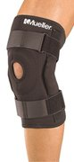 Бандаж на колено MUELLER HINGED KNEE BRACE BLACK 2333