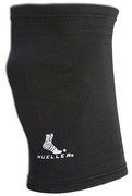 MUELLER ELASTIC KNEE SUPPORT BLACK LG 55253