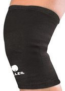 MUELLER ELASTIC KNEE SUPPORT BLACK MD 55252